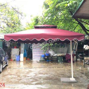 Ô Lệch Tâm Vuông  3m TO 024 Khung Nhôm Nhập Khẩu