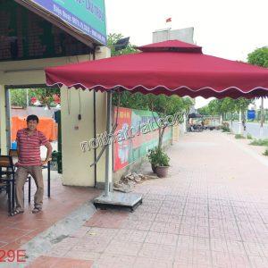 Ô Lệch Tâm Vuông 3.5m  Mã TO 029