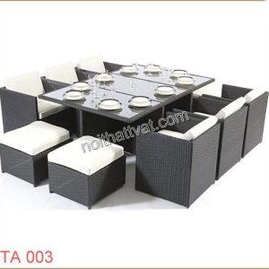 Bàn Ghế An TA 003