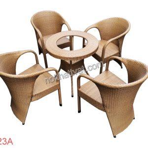 Bàn ghế cafe TF 023