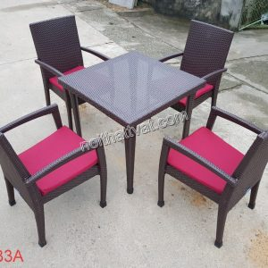 Bàn ghế cafe TF 033