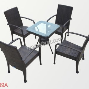 Bàn ghế cafe TF 039