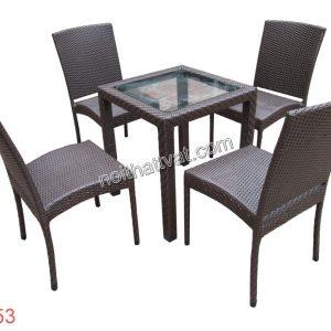 Bàn ghế cafe TF 053