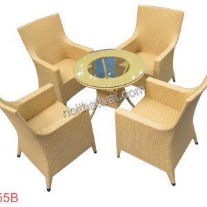 Bàn ghế cafe TF 055