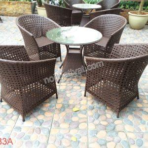 Bàn ghế cafe TF 083