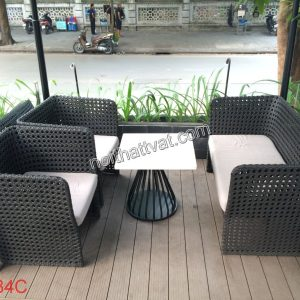 Bàn ghế cafe TF 084