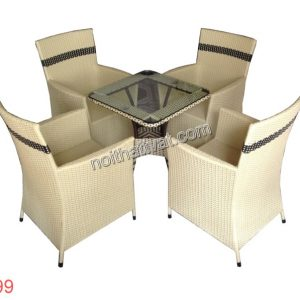 Bàn ghế cafe TF 099
