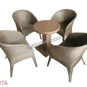 Bàn ghế cafe TF 127