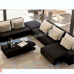Sofa Nỉ TN 006