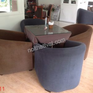 Sofa Nỉ TN 011