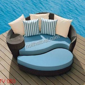 Ghế khách sạn resort TV 063