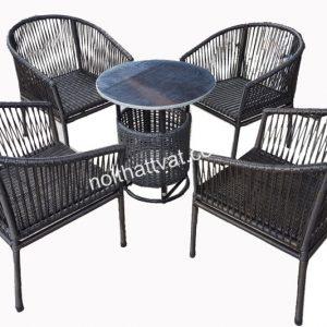 Bàn ghế cafe TF 128