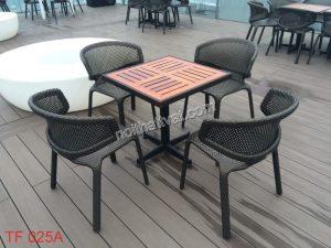 Chia sẻ kinh nghiệm về cách chọn bộ bàn ghế café đẹp