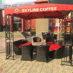 Lều cafe đẹp TL 005