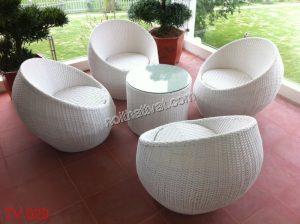 Những lưu ý khi sử dụng mẫu ghế trứng tại các quán café