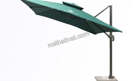 Mua ô dù đẹp kết hợp với ghế mây nhựa cao cấp