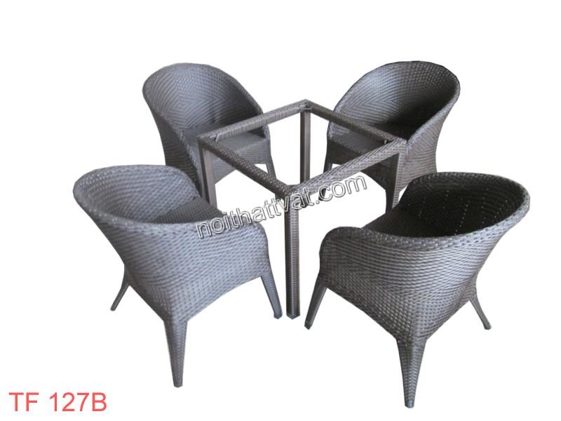 Nếu không gian ít bạn có thể chọn những chiếc ghế có kích thước nhỏ hơn