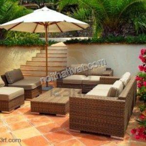 Ghế sofa giả mây - Lựa chọn tốt nhất cho không gian nội thất nhỏ