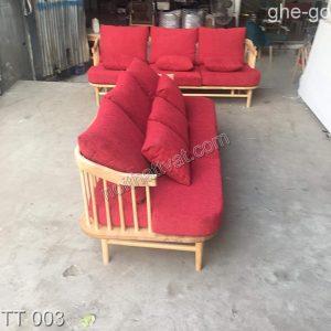 Ghế gỗ sofa TT 003