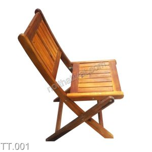 Ghế gỗ xếp TT 001
