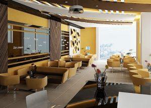 Mẫu bàn ghế sofa cafe đẹp, sang trọng cho quán cà phê