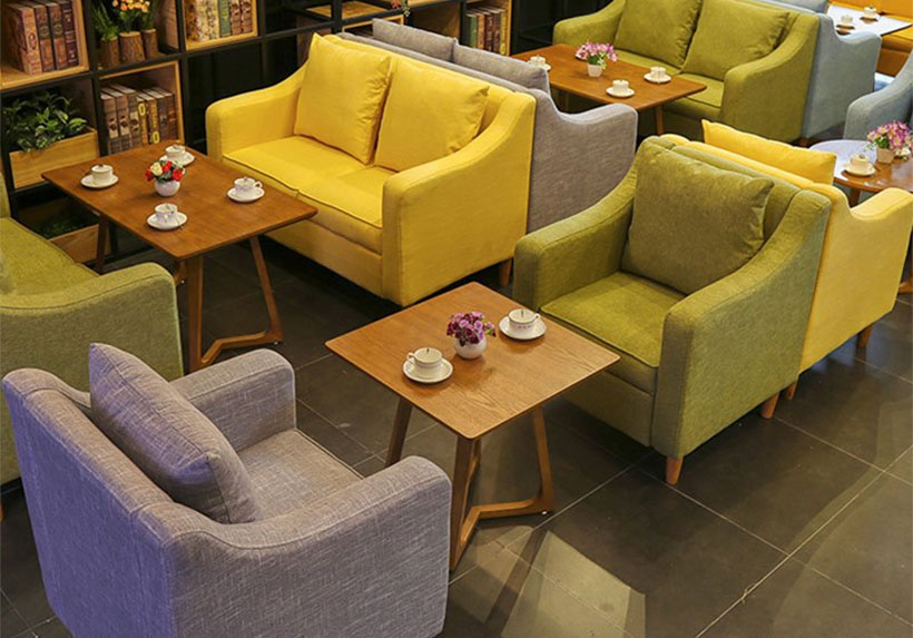 """Nắm thuộc lòng 5 """"bí kíp vàng"""" chọn bàn ghế café đẹp"""