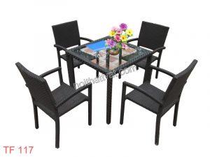 Những lưu ý khi chọn bàn ghế café cho không gian quán của bạn