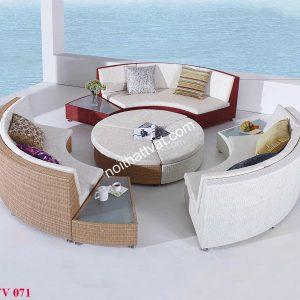 Bàn ghế sân vườn TV 071