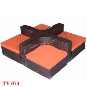 Bàn ghế sân vườn TV 073