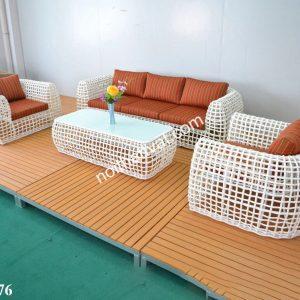 Bàn ghế sân vườn TV 076
