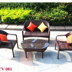 Bàn ghế sân vườn TV 081